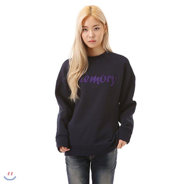 [TBJ]여성 루즈핏 기모쭈리 부클 맨투맨 티셔츠(T184TS720P)