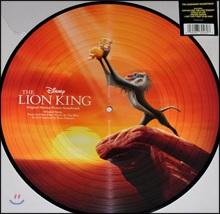 라이언 킹 애니메이션 영화음악 (The Lion King OST) [픽쳐 디스크 LP]