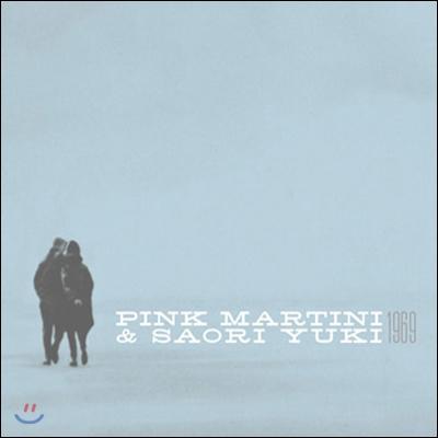 Pink Martini & Saori Yuki - 1969 핑크 마티니 사오리 유키 [LP]