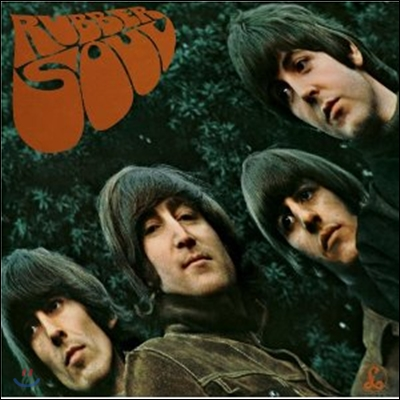 The Beatles - Rubber Soul [LP]