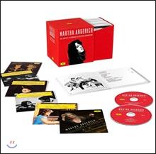 Martha Argerich 마르타 아르헤리치 DG, Philips 전곡집 (The Complete Recordings On Deutsche Grammophon) [48CD]