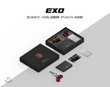 엑소 (EXO) - 카드지갑 패키지 [한정판]