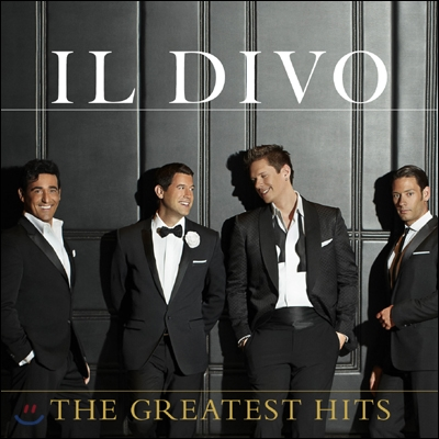 Il Divo (일 디보) - The Greatest Hits (Standard Edition)