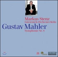 Markus Stenz 말러 : 교향곡 8번 - 마르쿠스 슈텐츠 (Mahler: Symphony No.8)