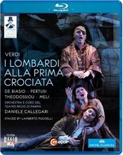 Michele Pertusi / Daniele Callegari 베르디: 1차 십자군의 롬바르드 사람들 (Verdi: I Lombardi alla Prima Crociata)