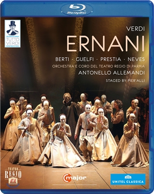 Antonello Allemandi 베르디 : 에르나니 (Tutto Verdi 5: Ernani)