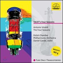 Daniel Gaede 진공관 - 비발디 사계 LP (The Tube Only - Vivaldi Four Seasons)
