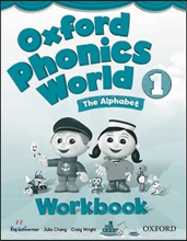 Oxford Phonics World 1 : Workbook