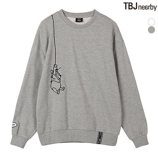 [TBJ]유니 POOH 맨투맨(T191TS150P)