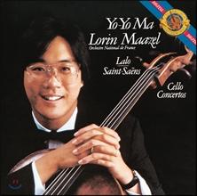 Yo-Yo Ma 생상스 / 랄로: 첼로 협주곡 (Saens-Saints / Lalo: Cello Concertos) 요요마