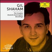 길 샤함 DG 전집 (Gil Shaham - The Complete DG Recordings)