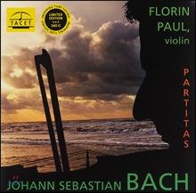 Florin Paul 바흐: 무반주 바이올린 파르티타 1번 2번  (JS Bach: Partitas for Solo Violin BWV 1002, 1004)