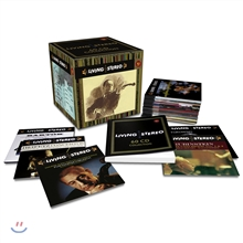 RCA 리빙 스테레오 박스세트 (RCA Living Stereo 60CD Living Stereo Collection)