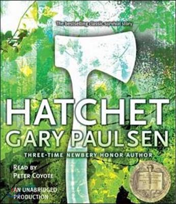 Hatchet : Audio CD