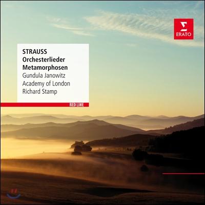 R. 슈트라우스 : 오케스트라 반주 가곡 - 군둘라 야노비츠