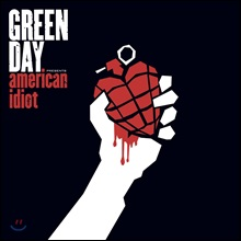 Green Day (그린 데이) - American Idiot [2LP]