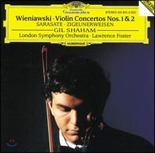 Gil Shaham 비에냐프스키: 바이올린 협주곡 외 (Wieniawski: Violin Concertos)