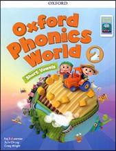 Oxford Phonics World 2 : Student Book