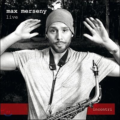 Max Merseny (맥스 메르세니) - Live: Incontri [LP]