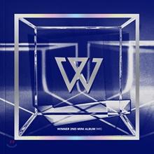 위너 (WINNER) - 미니앨범 2집 : WE [Blue ver.]