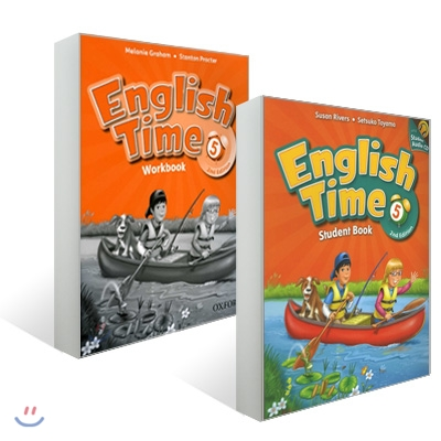 English Time 5 : Student Book with CD + Workbook