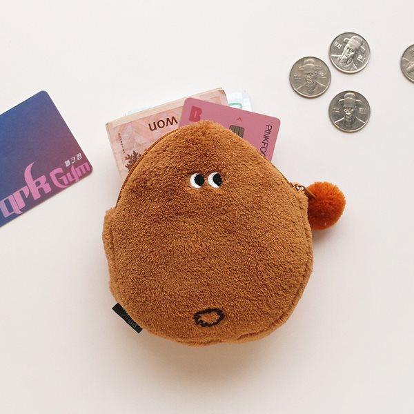[50%할인]5000 감자 동전지갑