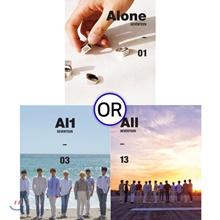세븐틴 (Seventeen) - 미니앨범 4집 : Al1 [3종 랜덤 출고]