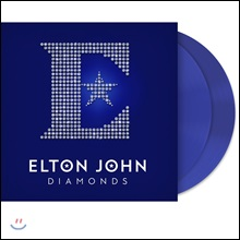 Elton John (엘튼 존) - Diamonds: The Ultimate Greatest Hits [블루 컬러 2LP]