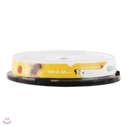 [0111330][LG] CD-R 10P CAKE (52X/700M/80min)