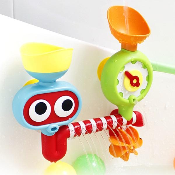 [특가]레츠토이 빙글빙글 다이버 파이프 아기 목욕놀이 유아 물놀이 장난감