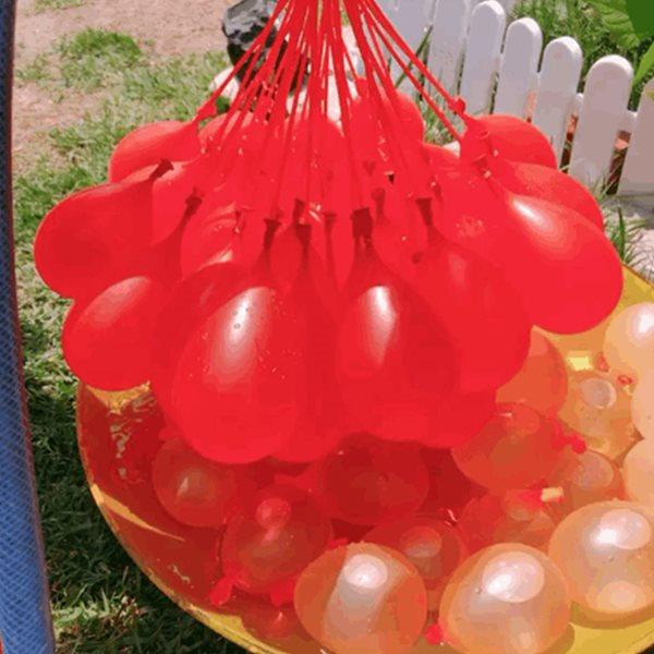 레츠토이 물풍선 111개 다발 제조기 물놀이 장난감 파티용품