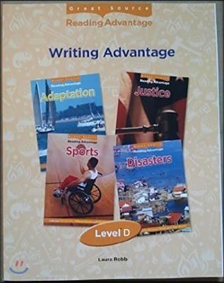 Great Source Writing Advantage Teacher Resource Book, Level D