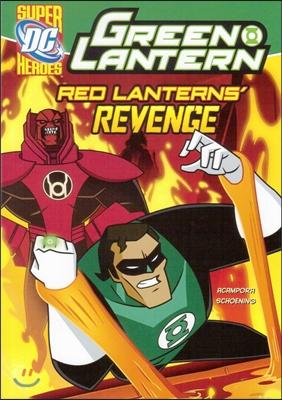 Capstone Heroes(Green Lantern) : Red Lanterns' Revenge