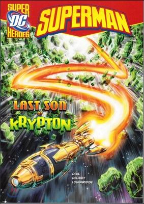 Capstone Heroes(Superman) : Last Son of Krypton