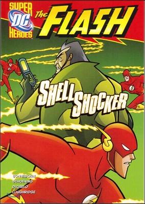 Capstone Heroes(The Flash) : Shell Shocker
