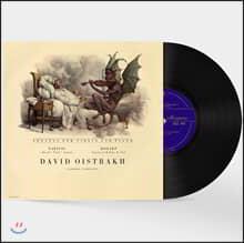 David Oistrakh 타르티니: 악마의 트릴 / 모차르트: 바이올린 소나타 32번 - 다비드 오이스트라흐 [LP]