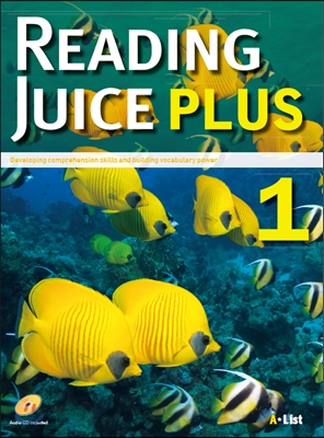 Reading Juice Plus 1 (With CD)