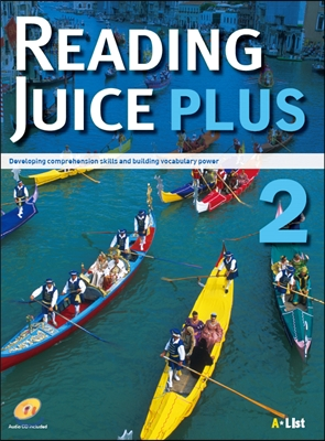 Reading Juice Plus 2 (With CD)