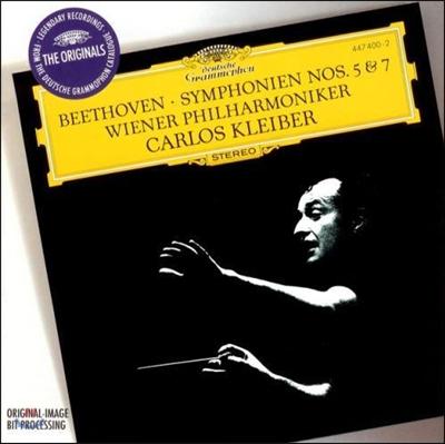 Carlos Kleiber 베토벤 : 교향곡 5번 `운명`, 7번 (Beethoven : Symphony No.5 & 7) 카를로스 클라이버