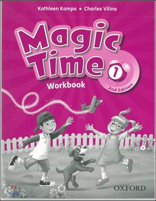 Magic Time 1 Work Book [2nd Edition]