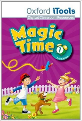 Magic Time 1 iTools DVD-Rom [2nd Edition]