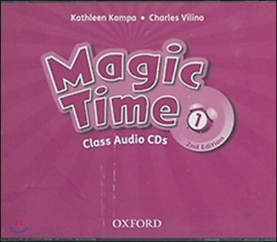 Magic Time 1 CD [2nd Edition]