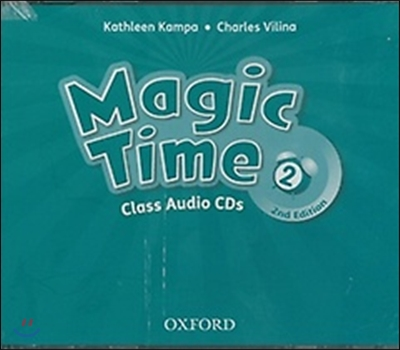 Magic Time 2 CD [2nd Edition]