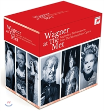 Wagner at The Met : 메트로폴리탄 오페라의 전설적 바그너 명연