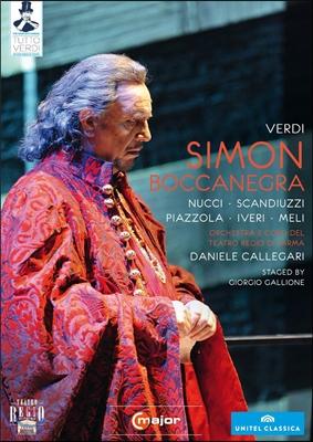 Daniele Callegari 베르디 : 시몬 보카네그라 (Verdi: Simon Boccanegra)