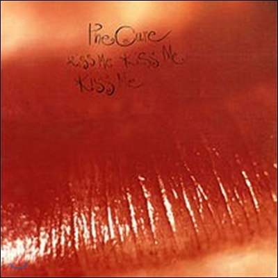 Cure (큐어) - Kiss Me, Kiss Me, Kiss Me [Record Store Day 2013 Back To Black Series 2LP]