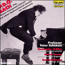 P. D. Q. 바흐: 건반 연주집 (P. D. Q. Bach: The Short Tempered Clavier)