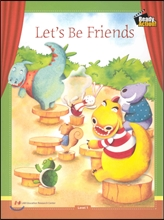Ready Action! Level 1 : Let's Be Friends (Workbook)