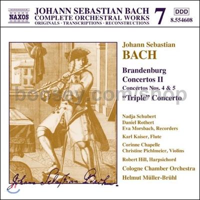 바흐 : 브란덴부르크 협주곡 2