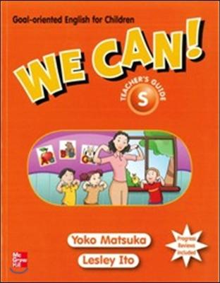 We Can!  Starter Teaacher's Guide